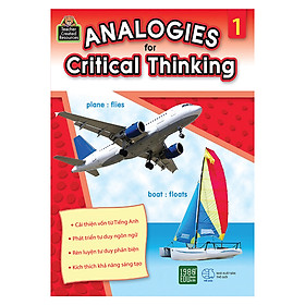 [Download Sách] Analogies for Critical Thinking (Tập 1)
