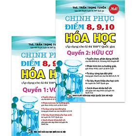 Combo Chinh Phục Điểm 8,9,10 Hóa Học