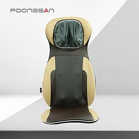 Đệm Massage Toàn Thân Cao Cấp  lưu thông khí huyết , giảm stress , giảm đau nhức toàn cơ thể - Poongsan MUP-104