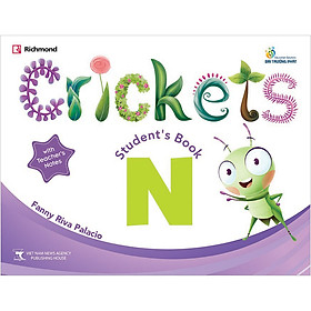 Crickets Nursery (Student's Book)