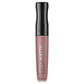 Rimmel Stay Matte Liquid Lip Colour 709 Strapless