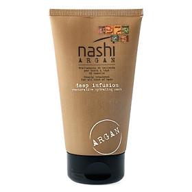 Mặt nạ ủ tóc siêu mượt Nashi Argan Deep Infusion – Restorative Hydrating mask 150ml