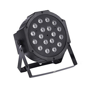 Đèn Led Chiếu Sáng Sân Khấu PAR DMX512 (18 RGB )