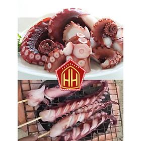 Râu bạch tuộc khổng lồ 1kg (đủ kg)