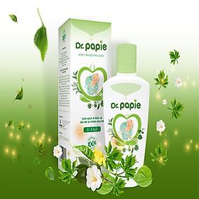 Nước tắm thảo dược Dr Papie