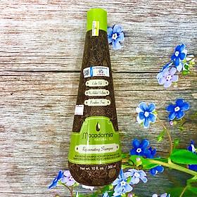 Dầu gội dưỡng ẩm trẻ hóa tóc Macadamia Natural Oil Rejuvenating Shampoo 300ml