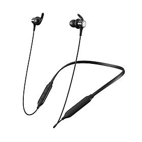 Tai Nghe Nhét Tai Không Dây Bluetooth 5.0 Đeo Cổ Joway H72 - Đen
