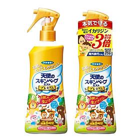 Xịt chống côn trùng Fumakilla Skin Vape Premium 200mL