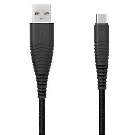 Dây Cáp Sạc Nhanh Micro USB 2.4A Siêu Bền  RAVPower RP-CB048 (1m) - Hàng Chính Hãng