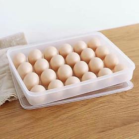 Hộp đựng trứng 24 quả cao cấp - HDTS