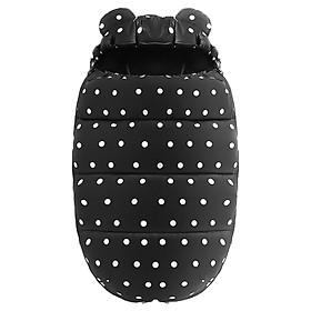 Baby Bunting Bag Waterproof Stroller Footmuff Sleeping Bag Multifunction Weatherproof Warm Toddler Footmuff for 0-36
