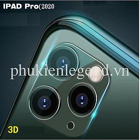 Miếng Dán Cường Lực Camera Trong Suốt Cho iPad Pro 11 inch 2020/ iPad 12.9 2020
