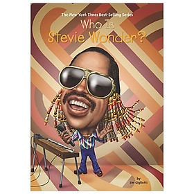 Who Is Stevie Wonder (Who Was...?)