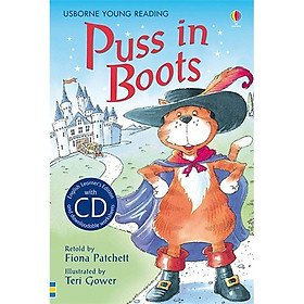 Usborne Puss in Boots + CD
