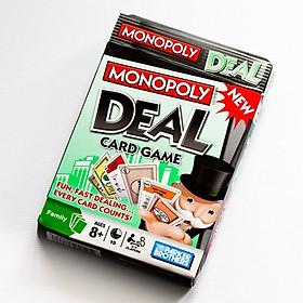 Trò chơi Boardgame Monopoly Card Game