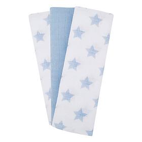 Set 3 khăn muslin Mothercare - NE250