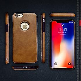 Ốp lưng da cao cấp dành cho điện thoại iPhone 7 và iPhone 8