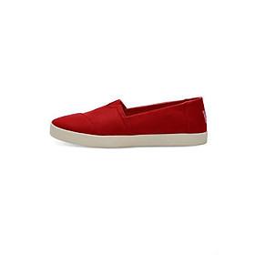 Giày Vải Nữ TS55 - Đỏ