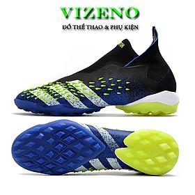 Giày đá bóng PREDATOR FREAK SUPERSPECTRAL TF màu xanh đen - OEM