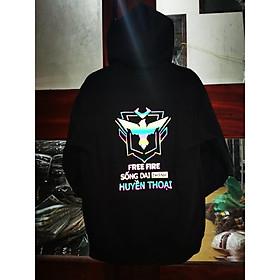 Áo hoodie F r e e F i r e mẫu mã hottrend