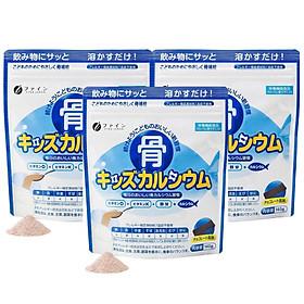 Combo 3 túi Bột Canxi Cá Tuyết Fine tăng chiều cao trẻ em Nhật Bản