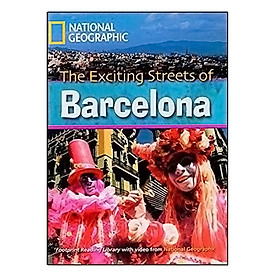 Footprint Reading Library 2600: The Exciting Streets of Barcelona