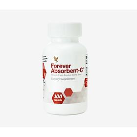 Thực Phẩm Chức Năng Viên uống bổ sung Vitamin C Forever Absorbent-C (#048) – Tăng sức đề kháng (100 viên)