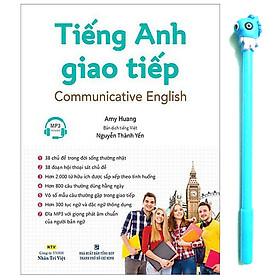 Tiếng Anh Giao Tiếp - Communicative English (Kèm Đĩa MP3) ( Tặng Kèm Bút )