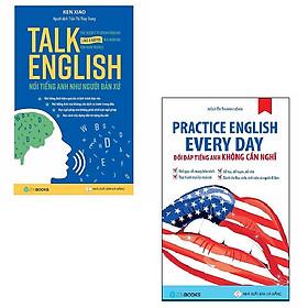 Combo Nói Tiếng Anh Như Người Bản Xứ + Đối Đáp Tiếng Anh Không Cần Nghĩ