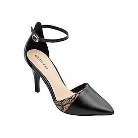Giày Sandal Nữ Rose Carnation Gosto GDW019700BLK - Đen