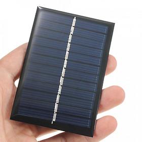 Tấm Pin Năng Lượng Mặt Trời 80X55 (6V)