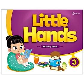 Little Hands Activity Book 3