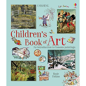 Usborne Children's Book of Art