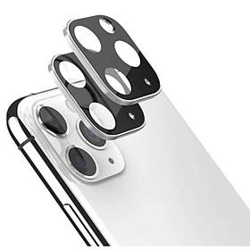 Cường lực camera sau cho dòng IPHONE - Chính Hãng CAPARIES