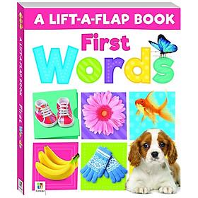 A Lift-A-Flap: First Words