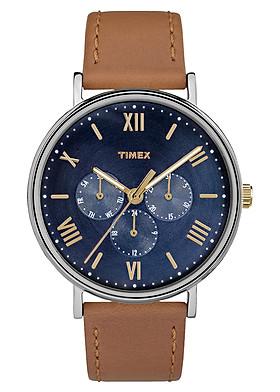Đồng Hồ Nam Dây Da Timex Southview TW2R29100 (41mm)