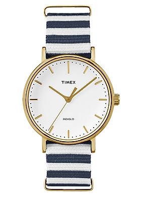 Đồng Hồ Nữ Dây Vải Timex Weekender Fairfield TW2P91900
