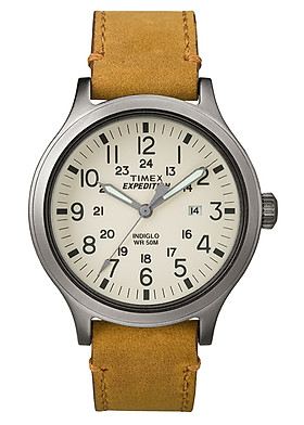 Đồng Hồ Nam Dây Da Timex Expedition® Scout TW4B06500
