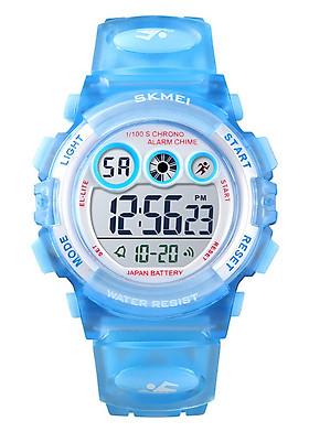 Đồng hồ thể thao trẻ em dây nhựa cao cấp Skmei TCK1451