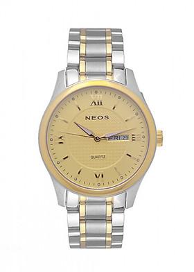 Đồng hồ NEOS N-30869M bạc phối vàng