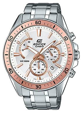 Đồng hồ nam dây kim loại Casio EDIFICE EFR-552D-7AVUDF