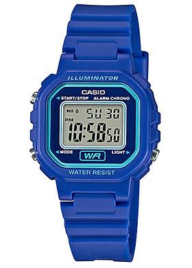 Đồng hồ nữ dây nhựa Casio LA-20WH-2ADF