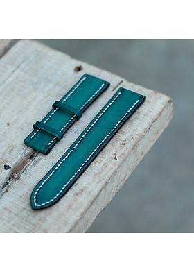 Dây da đồng hồ Unisex - ANDI900 thủ công handmade da bò giành cho cả nam và nữ tối giản và tinh tế