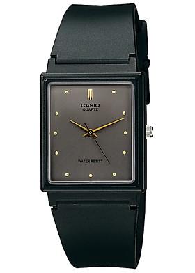 Đồng hồ unisex dây nhựa Casio MQ-38-8ADF