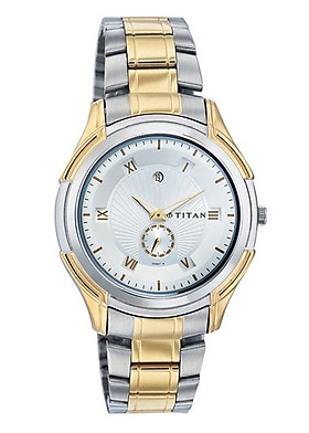 Đồng hồ đeo tay hiệu Titan 1558BM02