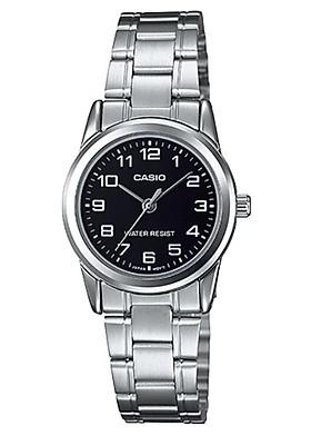 Đồng hồ nữ dây kim loại Casio LTP-V001D-1BUDF