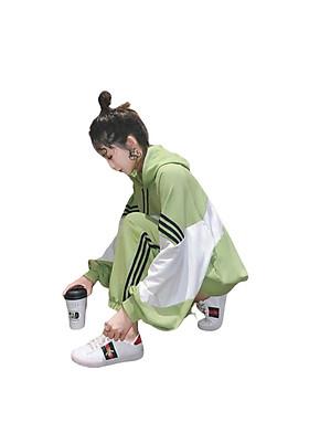 Hình ảnh Set bộ quần áo hoodie 3 sọc Mã: AA915