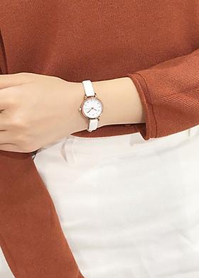 Đồng hồ dây da thời trang nữ Lani
