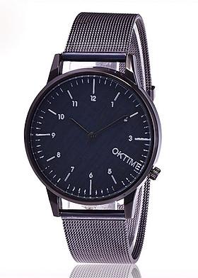 Đồng hồ Unisex dây hợp kim Yazole PKHRYA008