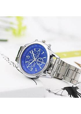 Đồng hồ thời trang nam dây kim loại cao cấp DH104 cực đẹp